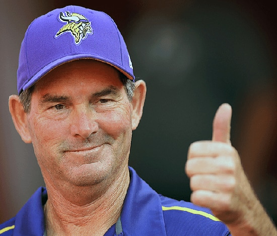EdjSports Head Coach Rankings have Zimmer in surprising spot