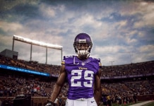 Xavier Rhodes After Pick Six