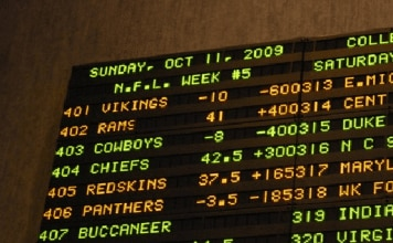 Vikings Saints betting odds