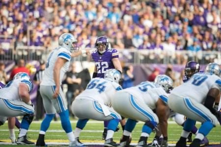 Ameer Abdullah, defense lead way to win over Vikings