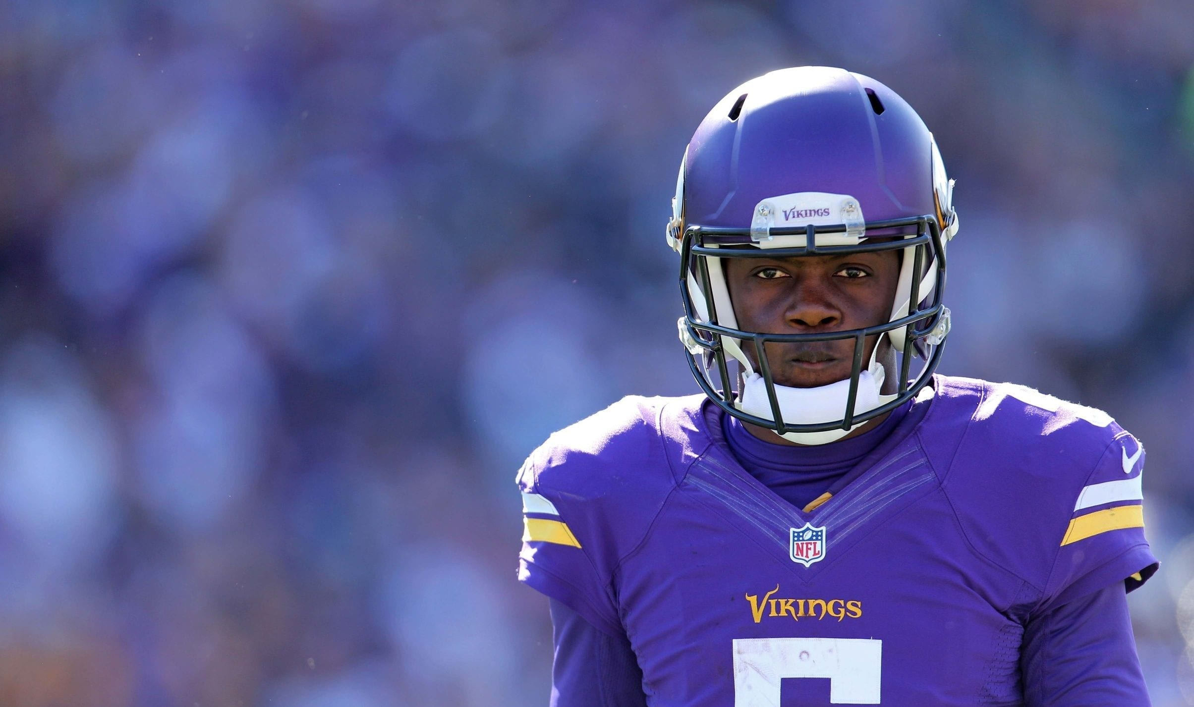 Do We All Need To Pump The Brakes A Little Bit With Teddy Bridgewater Purpleptsd Com