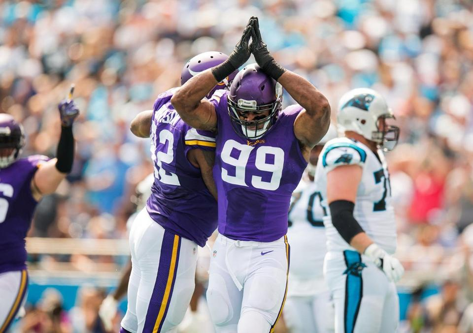 Danielle Hunter is one of the most underrated players on the Vikings roster d1fb289a8