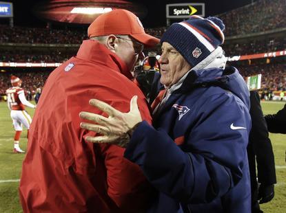 New England Patriots Kansas City Chiefs NFL