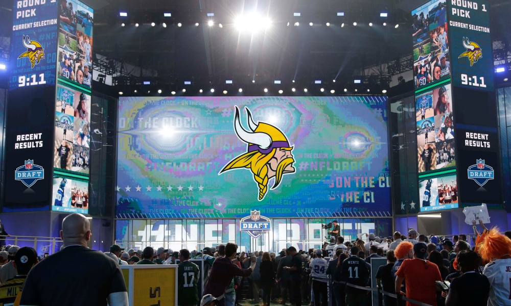 Vikings Draft